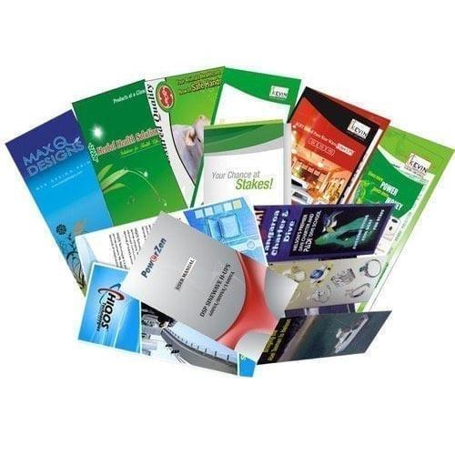 rush brochures printing