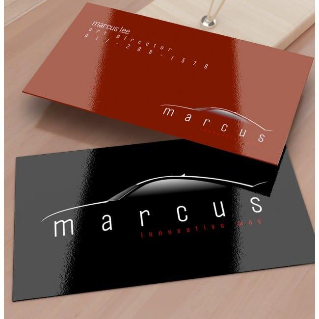 same day business card printing